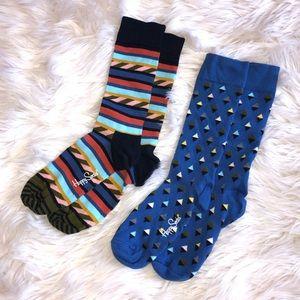 Lot of 2 - Happy Socks